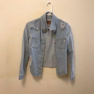 Blue Bear jean jacket! For petite